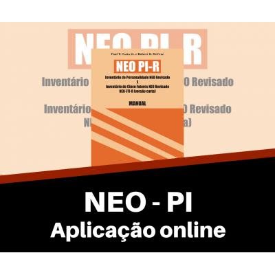 NEO-PI-R - Aplicação online