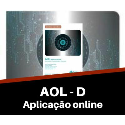 AOL - D - Aplicação online