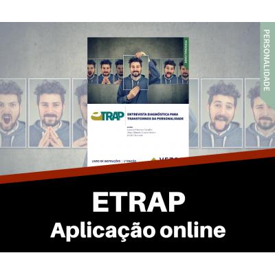 E-TRAP Coleção - Manual + Licenças de Aplicação Critério A e B