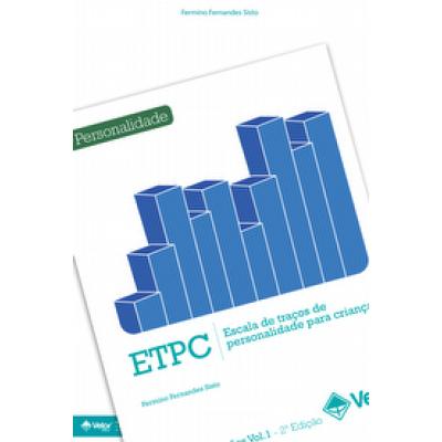 ETPC - 2º Edição - Escala de Traços de Personalidade para Crianças - Kit
