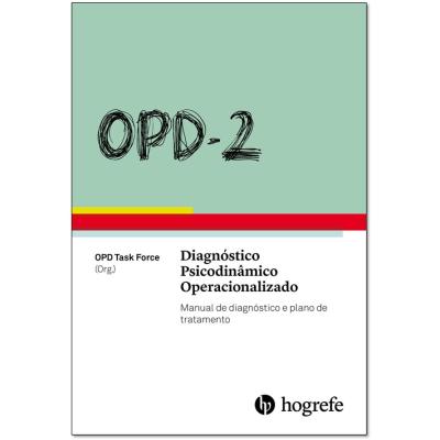OPD 2 - Diagnostico Psicodinamico Operacionalizado