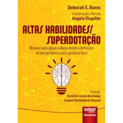 Altas habilidades/ Superdotacao - Manual