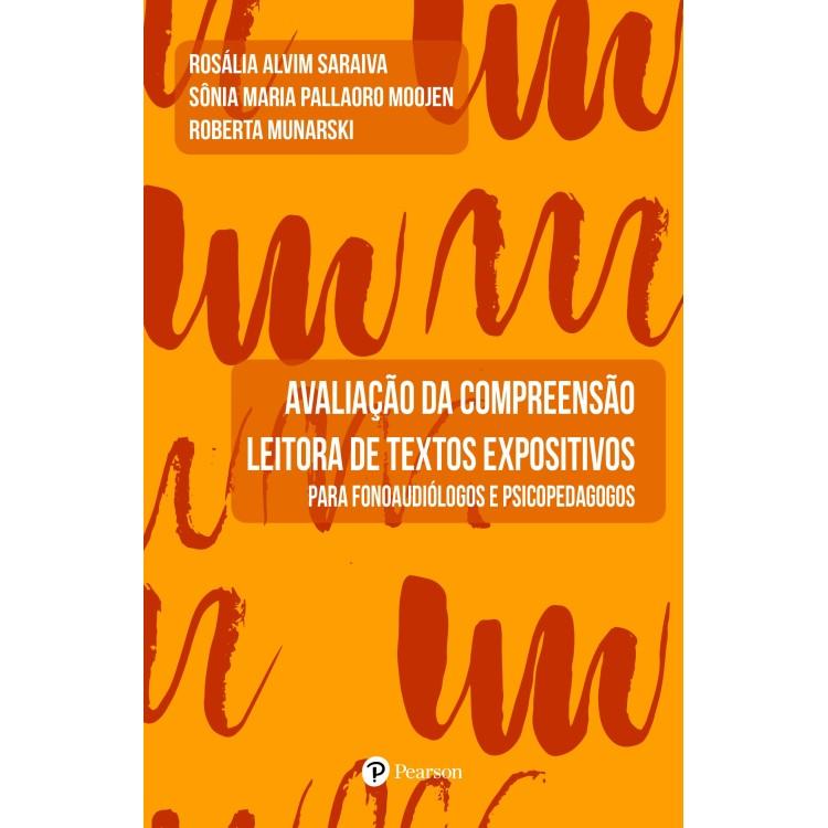 Avaliação da Compreensão Leitora de Textos Expositivos - kit
