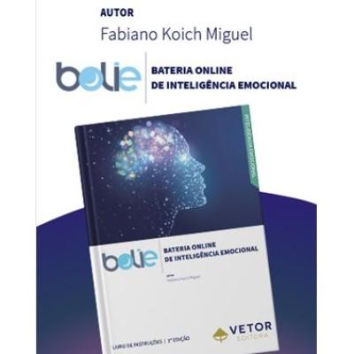 BOLIE – Bateria Online de Inteligência Emocional