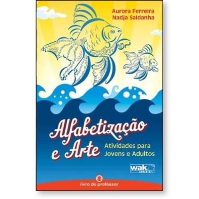 Alfabetização e Arte – (livro do professor)