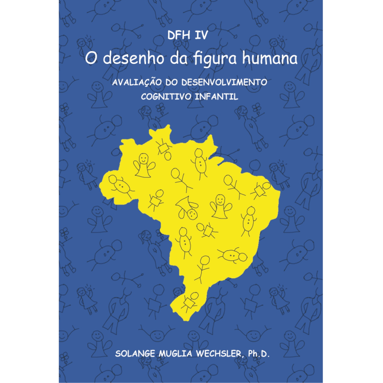 DFH IV - Desenho Da Figura Humana - Kit