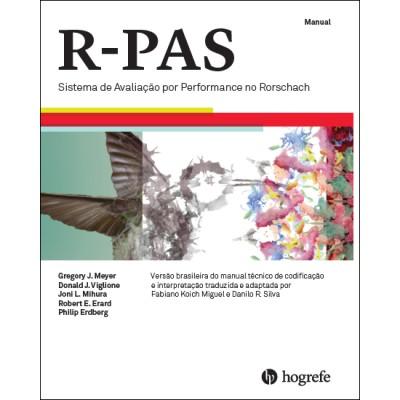 R-PAS - Sistema de Avaliação por Performance no Rorschach - Kit