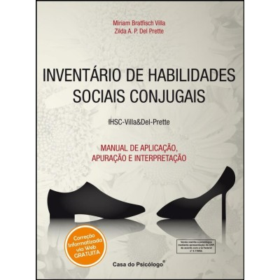 IHSC  - Inventário de Habilidades Sociais Conjugais