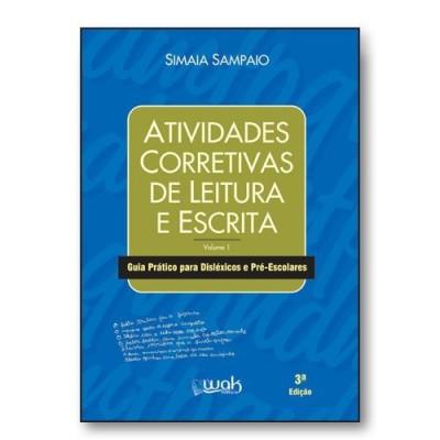 Atividades corretivas de leitura e escrita- Vol1