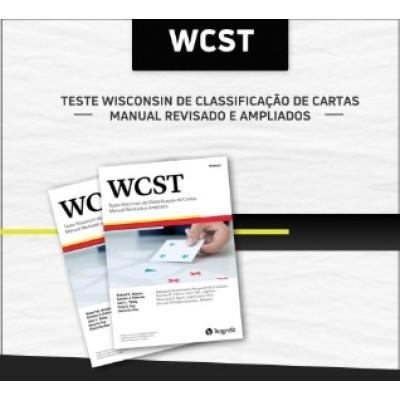 WCST - Wisconsin - Teste Wisconsin de Classificação de Cartas