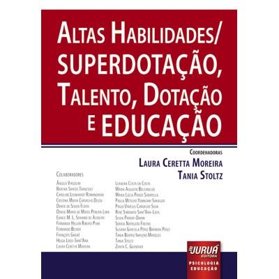 Altas habilidades/superdotacao