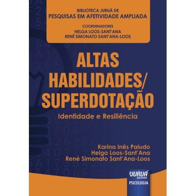 Altas Habilidades/Superdotacao - Identidade