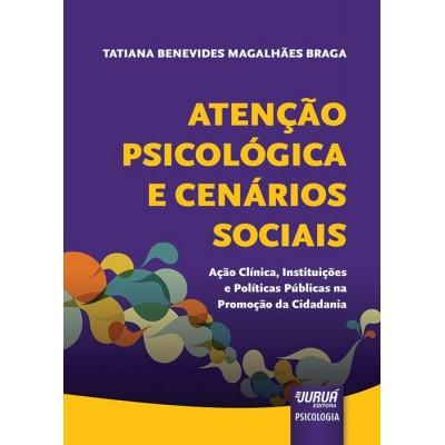Atencao Psicologica e Cenarios Sociais  Acao Clin