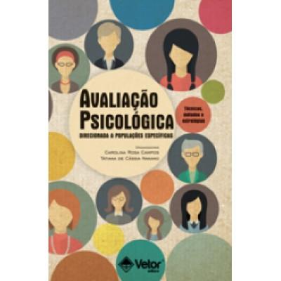 Avaliação Psicológica destinada a populacoes esp