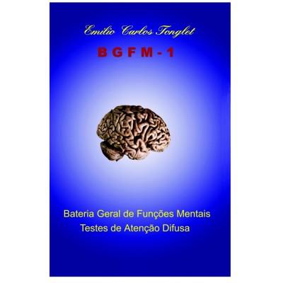 BGFM 1 - Teste de Atenção Difusa - Kit