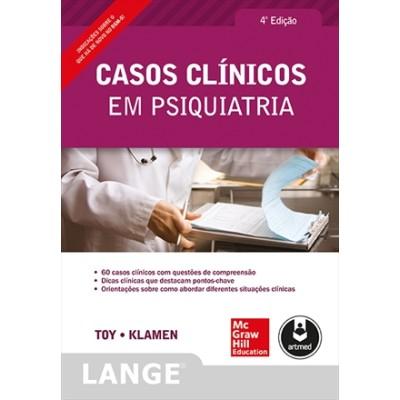 Casos Clínicos em Psiquiatria (Lange)
