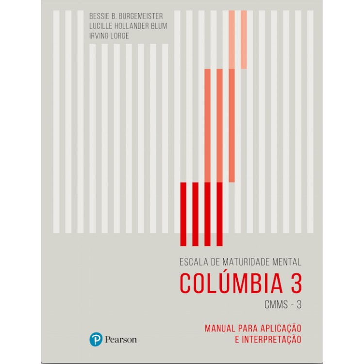 Colúmbia - CMMS-3 - Escala de Maturidade Mental Colúmbia 3
