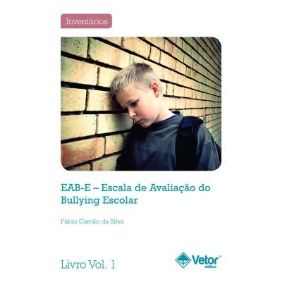 EAB-E - Escala de Avaliação do Bullying Escolar - Kit