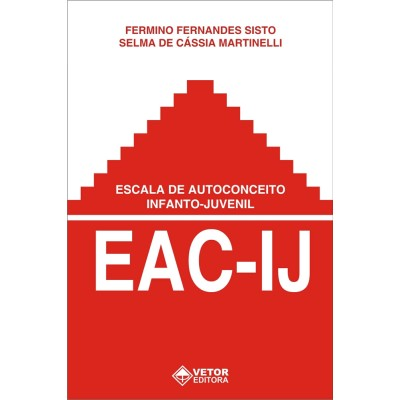 EAC - IJ - Escala de Autoconceito Infanto Juvenil - Kit