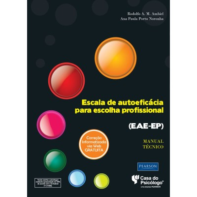 EAE - Escala de Autoeficacia para Escolha Profissional - Kit
