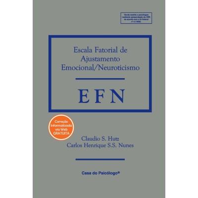 EFN - Escala Fatorial de Ajustamento Emocional - Kit