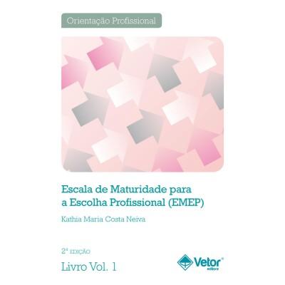 EMEP - Escala de Maturidade para a Escolha Profissional - KIT