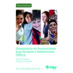 EPQJ - Questionário de Personalidade para Crianças e Adolescentes - Kit