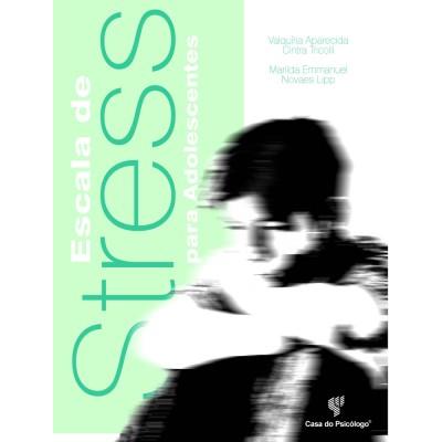 ESA - Escala de Stress para Adolescentes - Kit