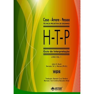 HTP - Técnica Projetiva do Desenho (Casa - Árvore - Pessoa) - Kit