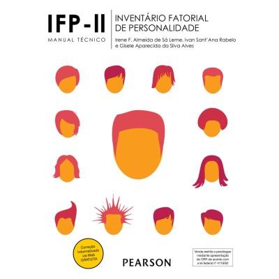 IFP II -Inventario Fatorial de Personalidade - Kit