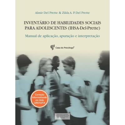 IHSA - Inventario de Habilidades Sociais para Adolescentes - Kit