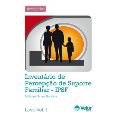 IPSF - Inventário de Percepção de Suporte Familiar - Kit