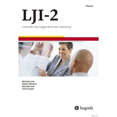 LJI2 - Indicador de Julgamento de Liderança - Kit