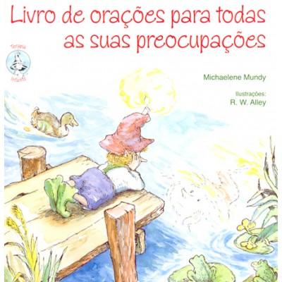 Livro de oracoes para todas as preocupacoes