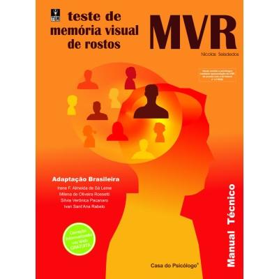 MVR - Memoria Visual de Rostos - Kit