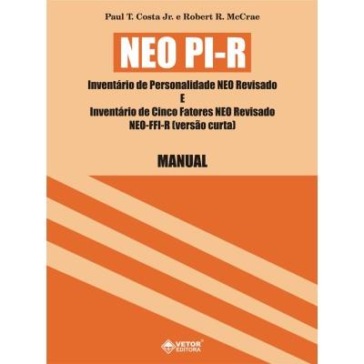 NEO PI - R / NEO FFI - R - Inventário de Personalidade - KIT