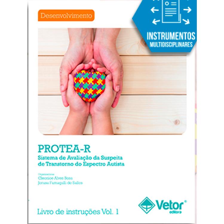 Protea - R - Sistema PROTEA-R de Avaliação do Transtorno do Espectro Autista