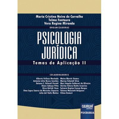 Psicologia Jurídica II