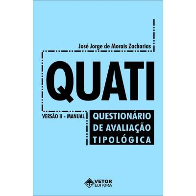 QUATI - Questionário de Avaliação Tipológica - Kit