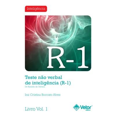 R1 - Teste Não Verbal de Inteligencia - Kit