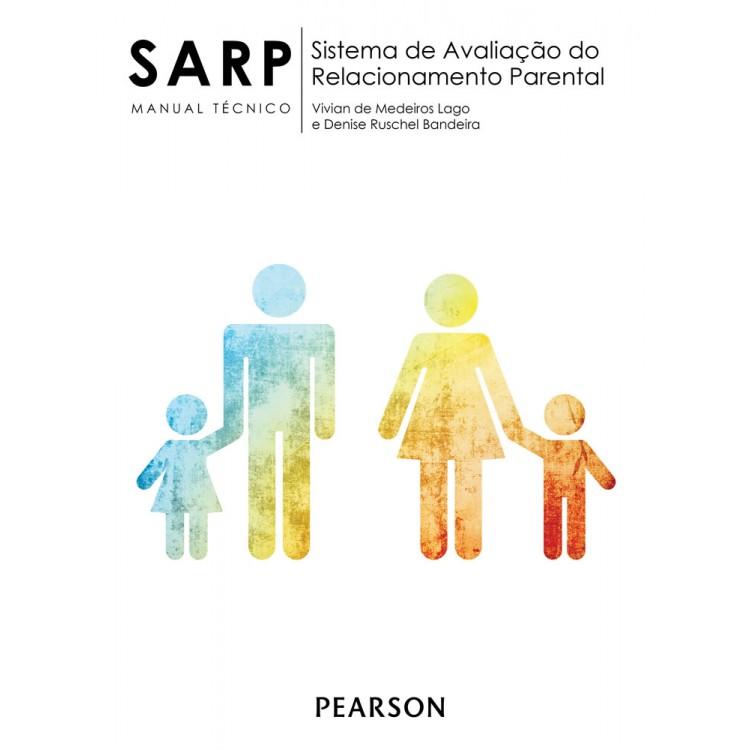 SARP - Sistema de Avaliação do Relacionamento Parental - Kit