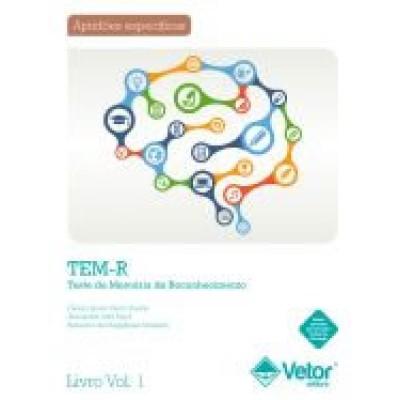 TEM-R - Teste de memoria de reconhecimento - Kit