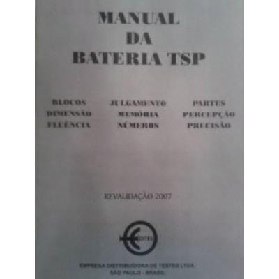 TSP - Kit TSP + Destreza