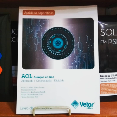 AOL - Atenção on-line - Livro de Instruções (Manual)
