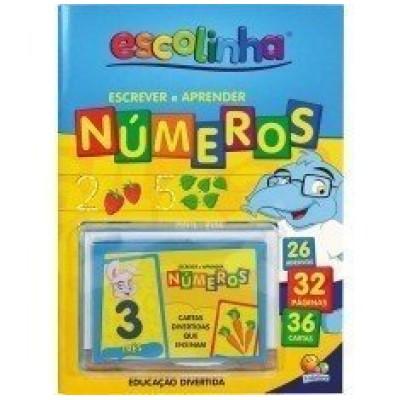 Aprenda com Cartas - Numeros