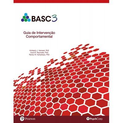 BASC 3 Guia de intervencao comportamental