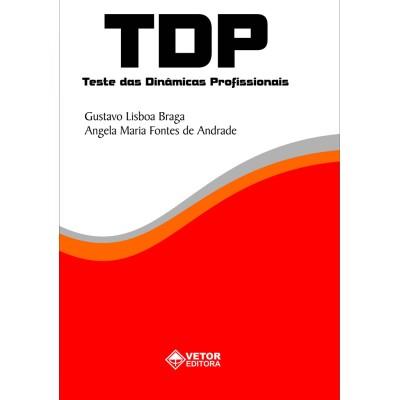 TDP - Teste das Dinâmicas Profissionais - Kit
