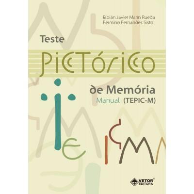 TEPIC-M - Teste Pictórico de Memória - Kit