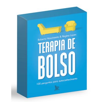 Terapia de Bolso 100 perguntas para autoconhecimen