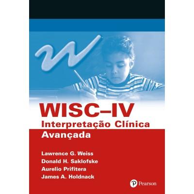 WISC IV - Interpretacao clinica avancada livro